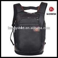 Waterproof digital camera laptop backpack bag
