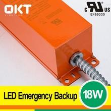 Adopt Nicd battery ul led emergency power pack for led light