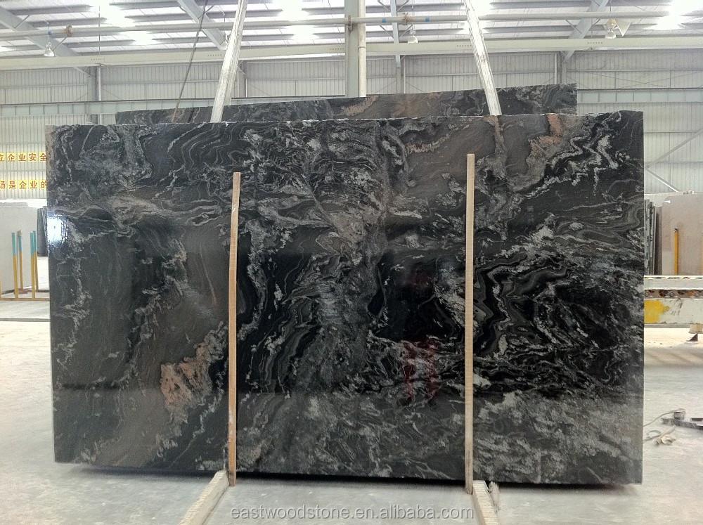Wholesale Black Marquina Granite Mosaic Tile 24x24 Granite Tile