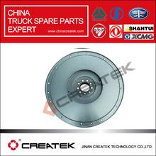 China Shacman truck parts flywheel 612600030354