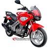 EEC/EPA Certificate 12V 9AH Racing 250cc Motorcycle(YY250-5A)