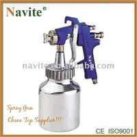 Navite Colorful Spray Gun 871 with two nozzles
