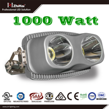 2015 New Product IP65 1000 watt led flood lights with 5 years warranty