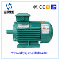 Alibaba Assurance direct factory supply Y Y2 series 3 phase asynchronous fan engine motor