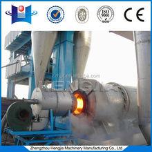 Easy coal burner equipment for rotary dryer