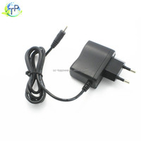 100 240v ac 50/60hz single output DC 5V 1A 5W power adapter for hair clipper