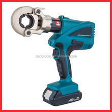 BZ-300B New Design Battery Hydraulic Crimping Tool for 16-300mm2 cable with USB connector