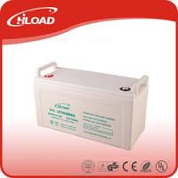High Capacity Battery 12v 100ah deep cycle solar gel battery