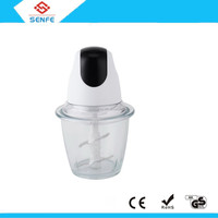 High quality electric stainless steel cutting blade Food Chopper/Vegetable Blender/onion Food Processor