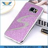 Alibaba Express In Electronic Smartphone Cover Bling Glitter Cell Phone Cases For Samsung Galaxy S6