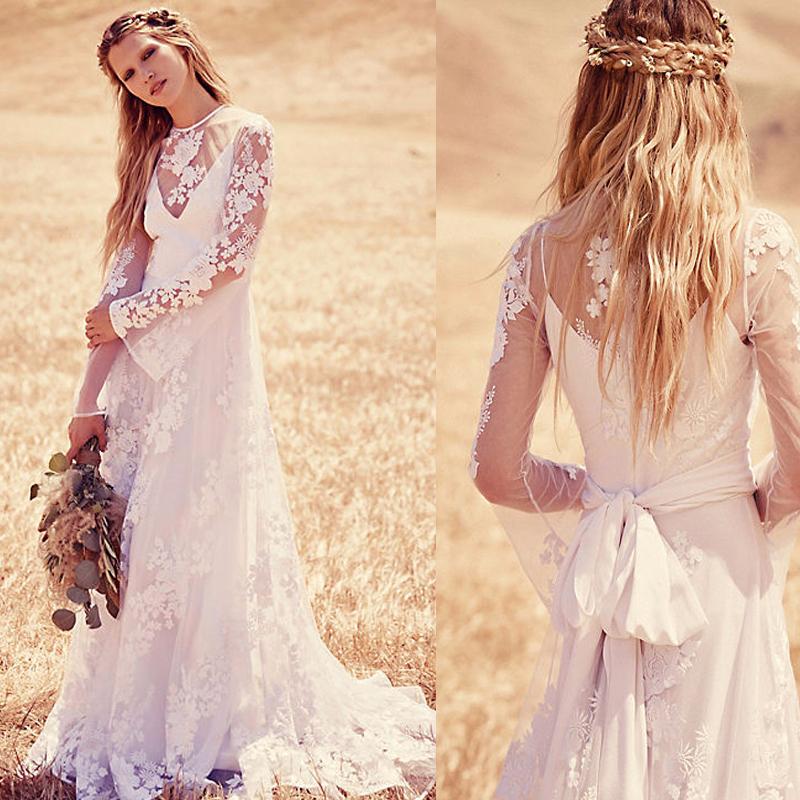 Vintage Beach Wedding Dresses - Junoir Bridesmaid Dresses