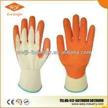 Natural Latex Palm Coated, Latex Coated Glove