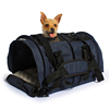 Flexible Height Pet Airline Carrier
