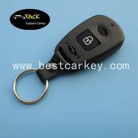 Top quality car remote key case with battery holder for hyundai Elantra key shell