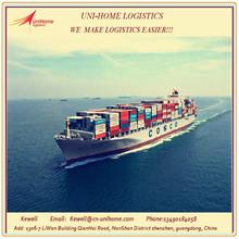 sea freight forwarders/container shipping from china/shenzhen/guangzhou/foshan/zhongshan to Acajutla
