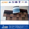 High Quality Colored Asphalt Shingle with Factory Price