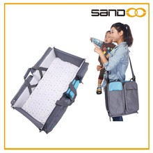Travel Mummy Bag baby carry cot, Travel Foldable Portable Baby Crib