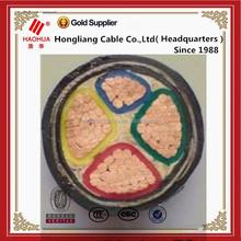 4 core Copper XLPE copper power cable 95mm