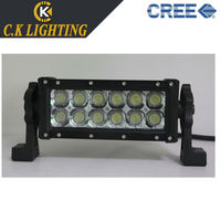 waterproof car led offroad bar for driving light