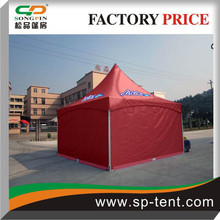 Century frame tent 20x20ft for outdoor promotion activities (Company logo or Grahics can be added on the top fabric)
