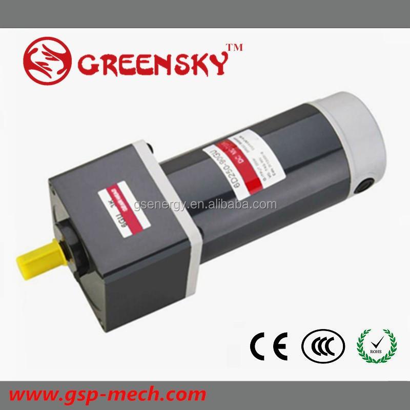 Bulk Production Low Rpm 12 Volt Electric Motor Electric