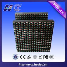 Easy installation p10 led module full color,color changing p10 led module full color