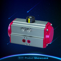 Factory price rotary pneumatic valve actuator