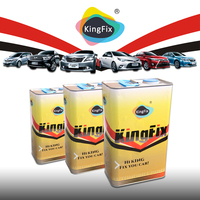 KINGFIX Brand low viscosity automotive lacquer paint
