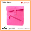 OEM felt tablet case, laptop sleeve for iPad 2/3/4/air with different styles