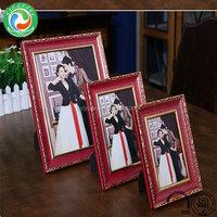 Cheap hot-sale simple plastic photo frame
