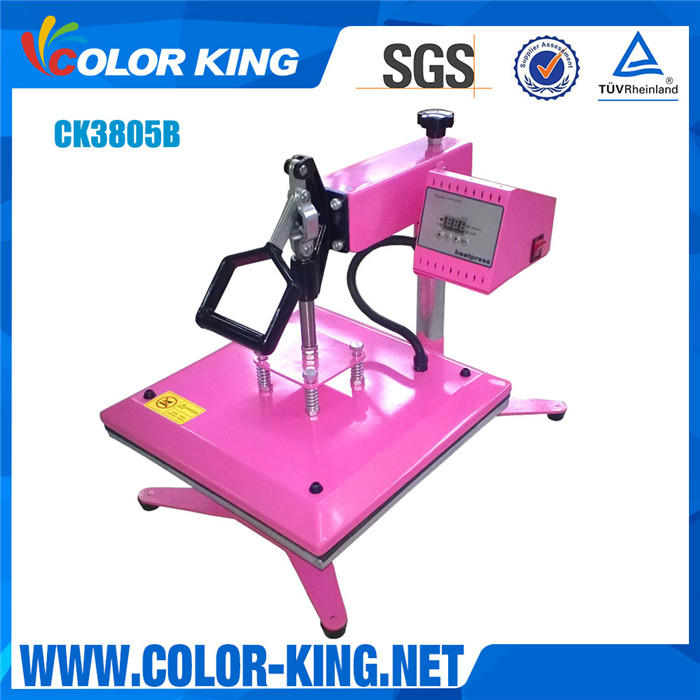 Cheap used t shirt heat press machine buy heat press for Cheapest t shirt printing machine