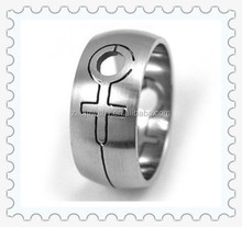 China Factory Online Selling Male Rings /Stainless Steel Rings for Men