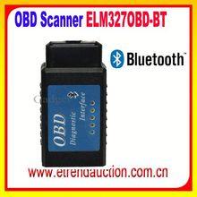 ELM327 Bluetooth Auto del explorador PC Cable de diagnóstico del coche OBDII V1.4 lector de código