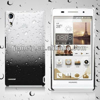 raindrop case for huawei p6 mobile phone case