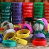 Factory wholesale Vape rubber ring 14mm 22mm Vapor band in stock