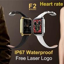1.55 inch IPS Full View HD LCD Screen smart body fit watch