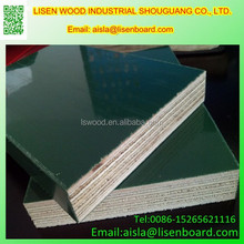 15 mm 18 mm blanc / vert phénolique Reisn contreplaqué planchers de danse