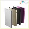 4000mah built in cable alloy super slim power bank phone charger li ion battery pack