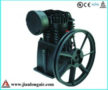 Belt driven Piston Air Compressor head JL2065 3HP air compressor pump from China