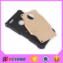 Best seller high quality pc+tpu 2 in 1 drop-proof universal rubber cell phone case for iphone 5