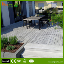 Cheap recycled extruded plastic composite decking material/wood plastic swimming pool deck/waterproof composite decking boards