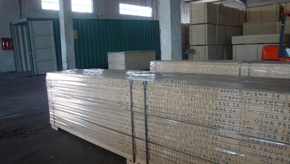 Best price of lvl scaffold planks scaffolding wood