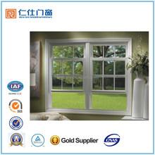 Renshi Brand SGS certificated energy saving aluminum new window grill design