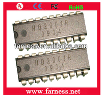 Used embroidery machine electronic ic chips HD2001R