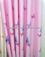 China jacquard curtain fabric yellow curtains drapes