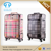 china luggage factory suitcase scooter trolley luggage bag