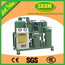 KXD Waste Oil Filtration Used Oil Polishing Device
