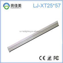 IP65 DC24V building lighting digtal tube light XT25C-12W RGBW 4 in 1 outdoor led linear light