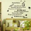 zooyoo8156vinyl Removable diy wall sticker vinyl living room wall home decoration sticker decorative product art decor