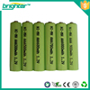 rechargeable watch batteries 3800mah ni-mh battery ni-mh aaa 7.6v